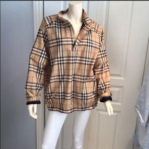 Authentic Men's Burberry Designer Jacket